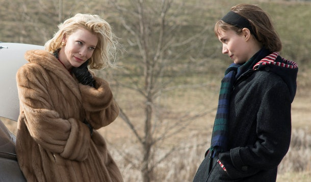 Carol is one of the best underrated romance movies to watch with your partner