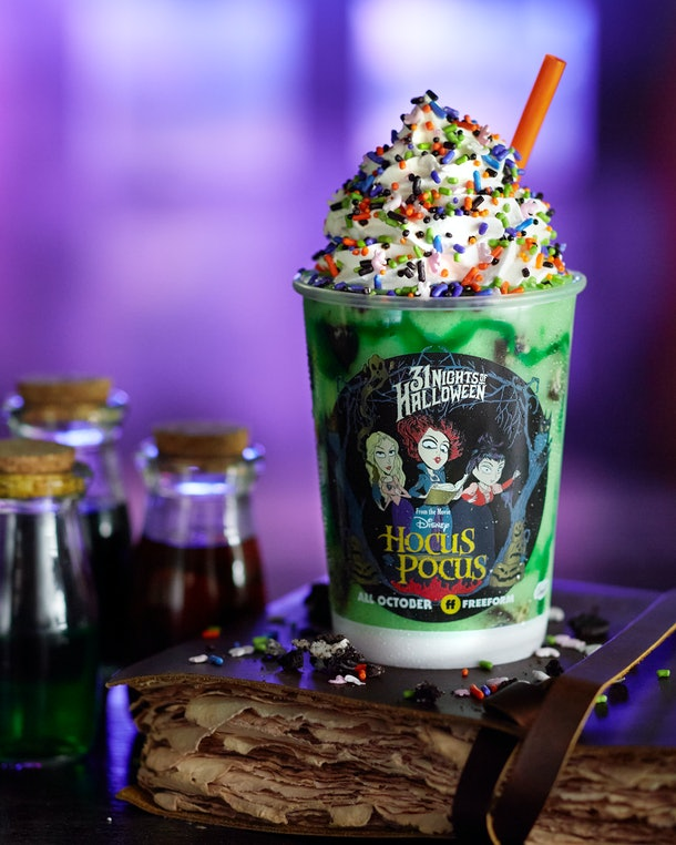 Carvel's Halloween 2020 'Hocus Pocus' Shake will put a spell on you.