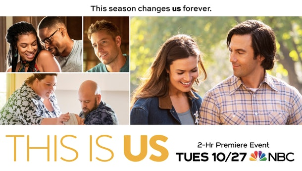 'This Is Us' Season 5 poster