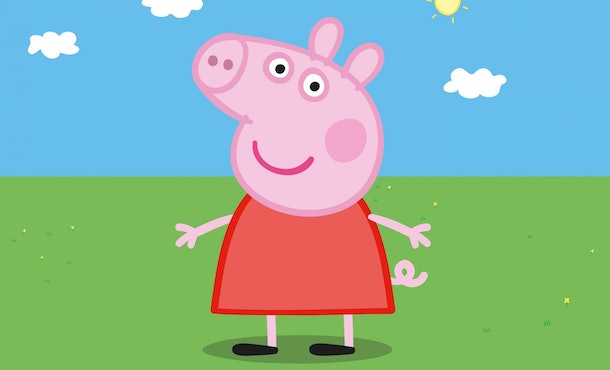 'Haunting of Bly Manor' star Amelie Bea Smith is also the voice of Peppa Pig.