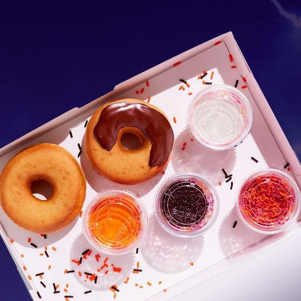 Dunkin' is launching a DIY Halloween donut-decorating kit this year.