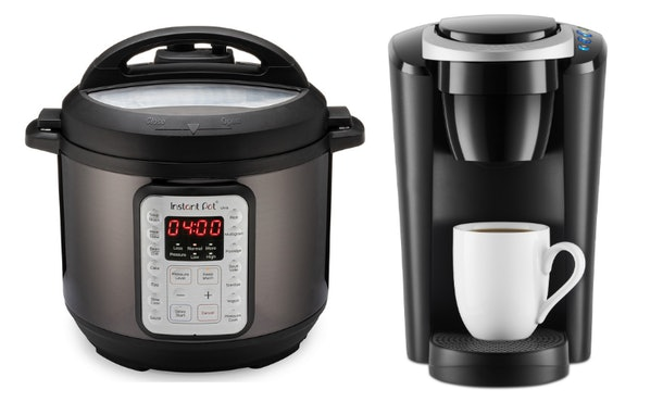 Walmart is offering Instant Pots and Air Fryers for $49 during its Black Friday sale.