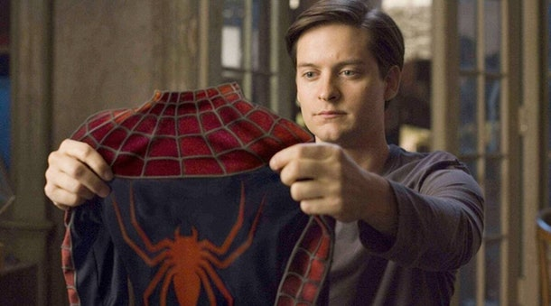 Tobey Maguire is rumored to return in Marvel's 'Spider-Man 3.'