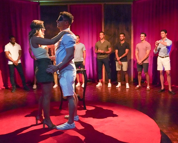 Zach J. and Clare on 'The Bachelorette'