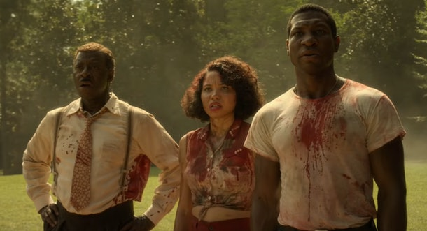 cast of 'Lovecraft Country'