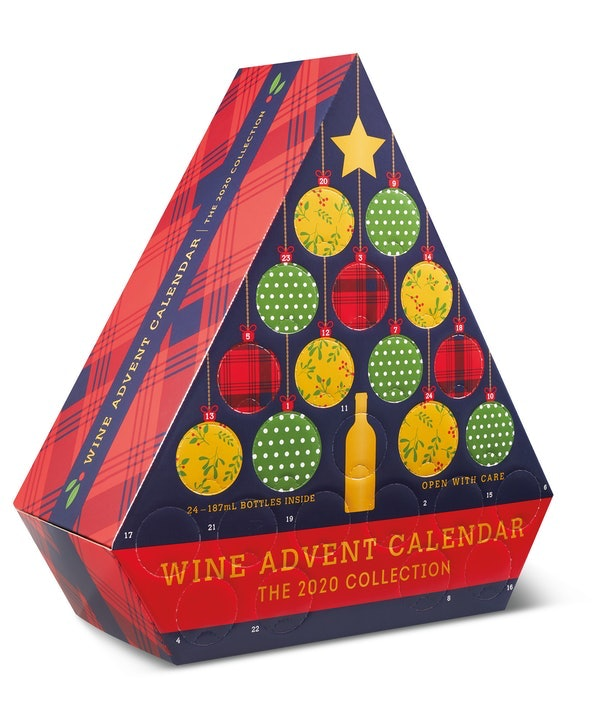 These wine advent calendars for 2020 are packed full of boozy sips.