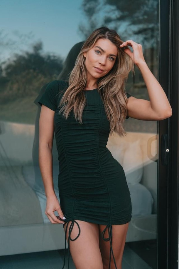 Sarah from 'The Bachelor'