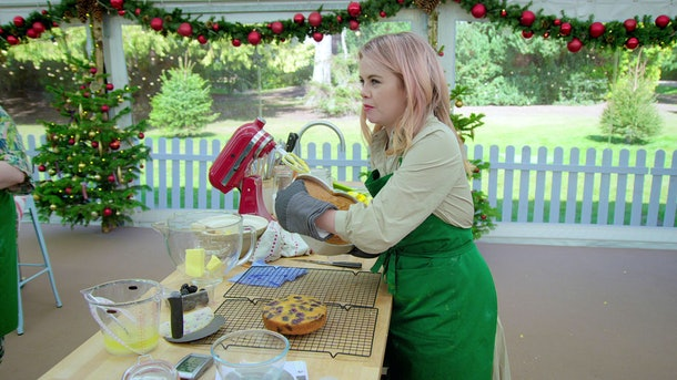 The Great British Baking Show Holidays