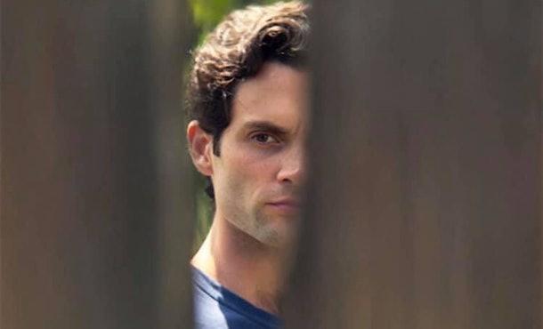 Joe in the 'You' Season 2 finale
