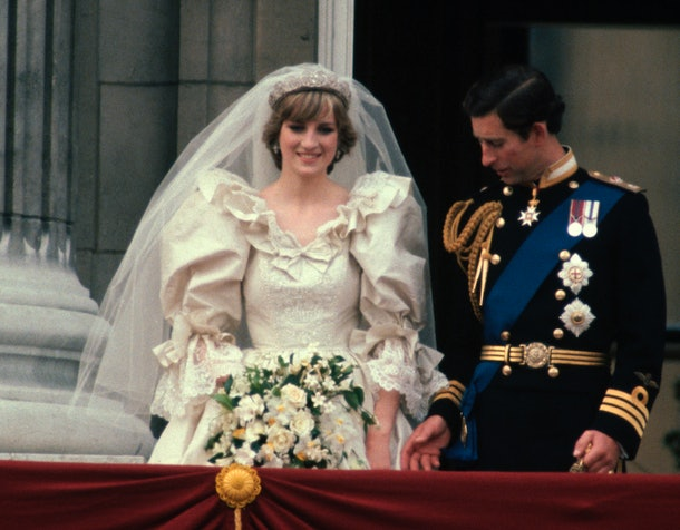Princess Diana and Prince Charles' wedding day body language is troublesome.