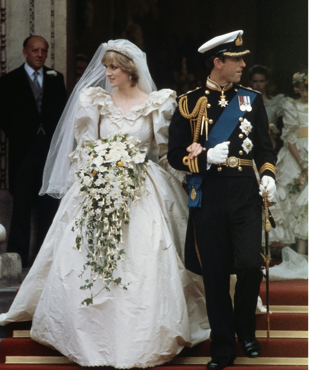 Princess Diana and Prince Charles' wedding day body language shows they were having mixed feelings.