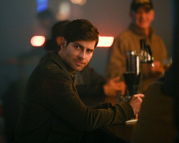 Eddie at the bar in 'A Million Little Things'