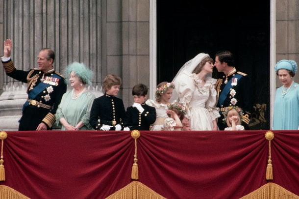 Princess Diana and Prince Charles' wedding day body language is so telling.