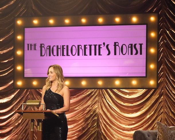 'The Bachelorette' roast