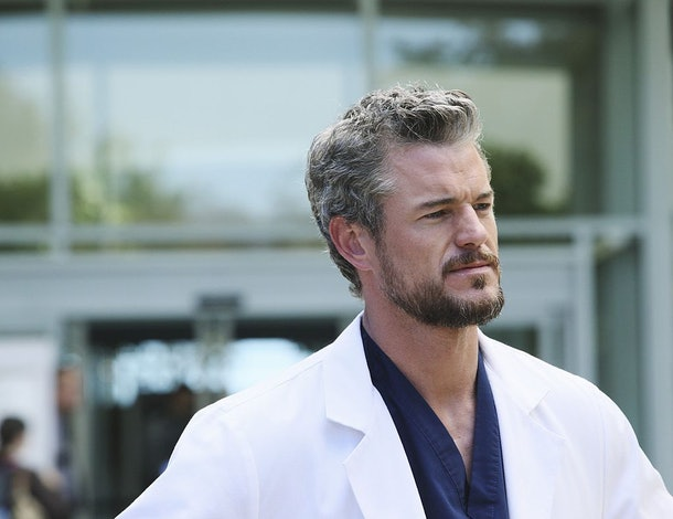 Eric Dane as Mark Sloan in 'Grey's Anatomy.'