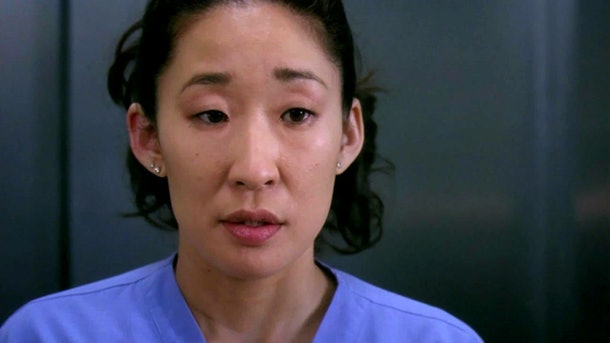 Sandra Oh played Cristina Yang in 'Grey's Anatomy.'