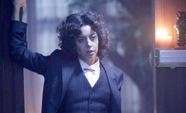 Aubrey Plaza starred in the FX superhero series 'Legion.'