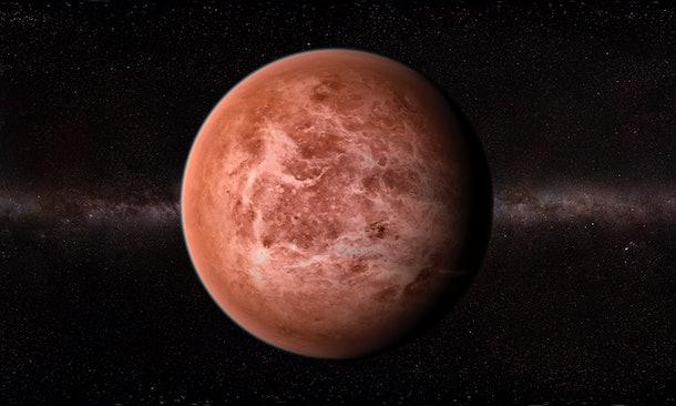 Venus Ruling Planet