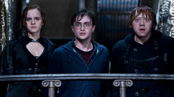 'Harry Potter and the Deathly Hallows Part 2' July 15 2011 release