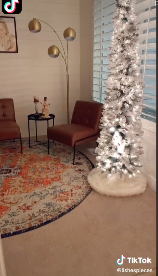 Here are 11 dollar store Christmas decor hacks from TikTok you can easily try out at home.