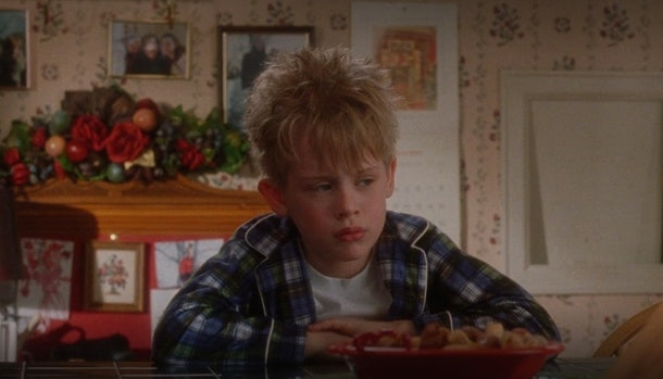 These 'Home Alone' Zoom backgrounds feature Kevin's bed head.
