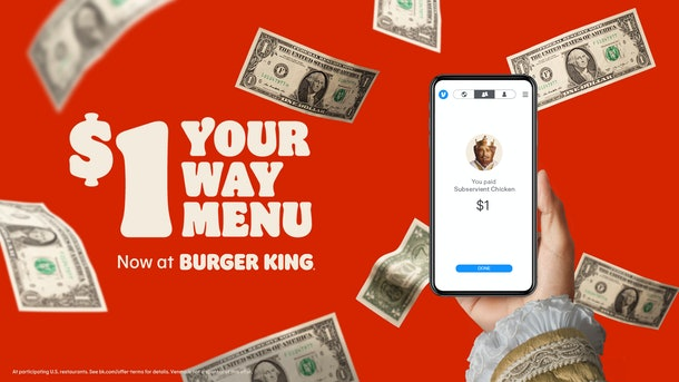 Here's what know about Burger King's new $1 Your Way menu for 2021.