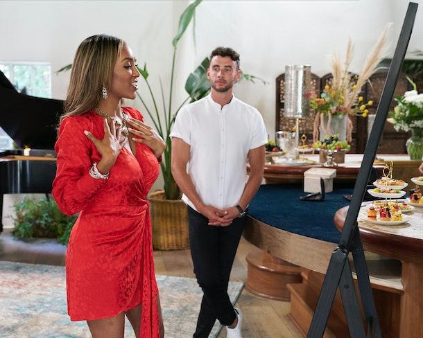 What Is Brendan Doing After Tayshia's 'Bachelorette' Season?