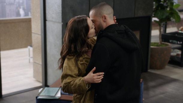 Jo (Camilla Luddington) and Jackson (Jesse Williams) on 'Grey's Anatomy'