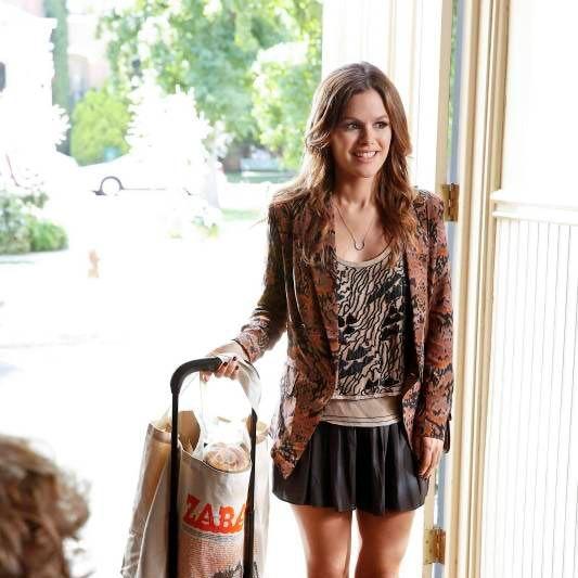 Rachel Bilson in 'Hart of Dixie'