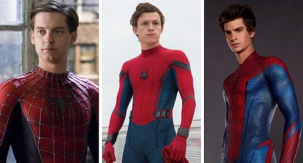 Spider-Man /Avengers: Civil War/The Amazing Spider-Man