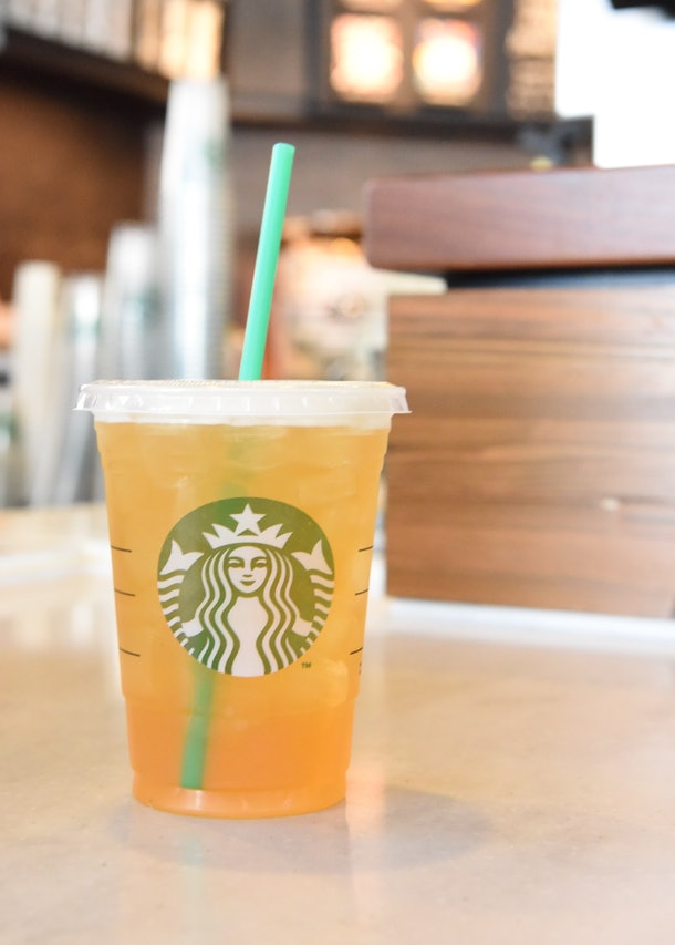 This Starbucks Orange Drink is the perfect hack to get a candy-inspired sip.