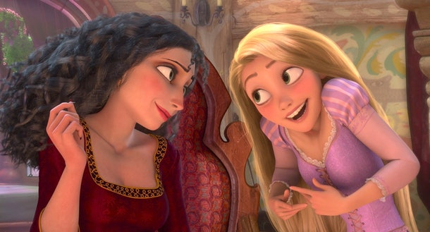A 'Rapunzel' Live-Action Movie is reportedly in the works.