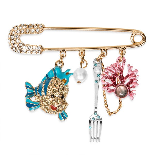 Where to get the Disney 'Little Mermaid' Minnie Ears designed by Betsey Johnson, as well as other fun accessories.