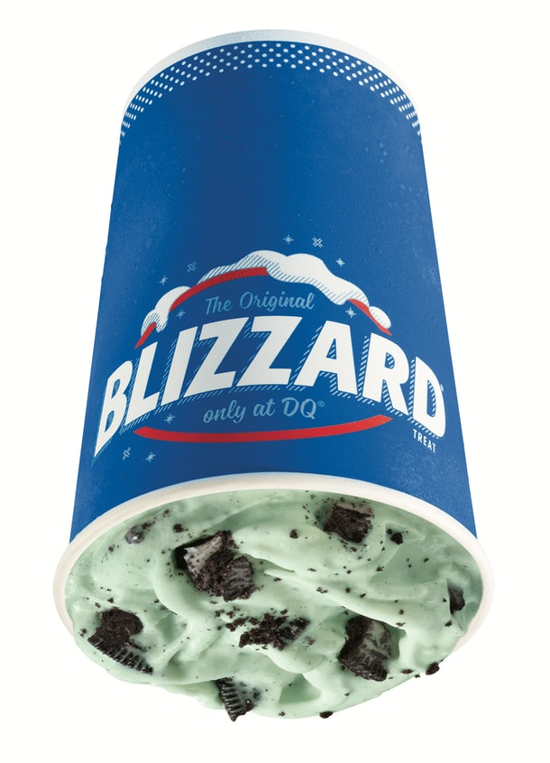 Dairy Queen's St. Patrick's Day 2020 Blizzard is making its return in March.
