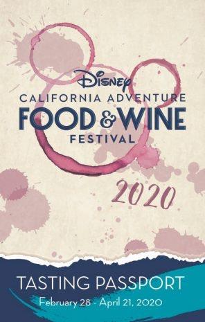 Disney California Adventure's 2020 Food & Wine Festival menu is so droolworthy.