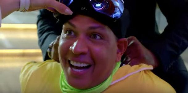 Fake Alex Rodriguez in Hard Rock's Super Bowl commercial