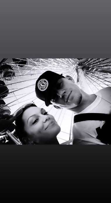 Photos Of Channing Tatum & Jessie J Together
