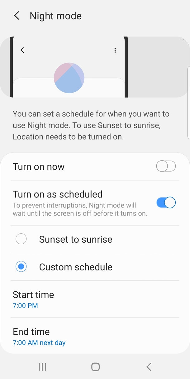 How to get Instagram Dark Mode with Android 9 to save your eyes at night.