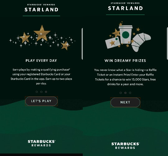Here's how to play Starbucks' Starland game for a chance to win so many prizes.