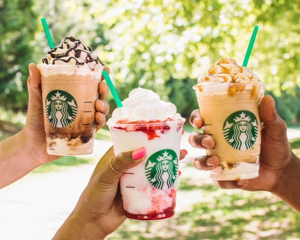 These spring Starbucks drinks with no caffeine won't keep you up all night.