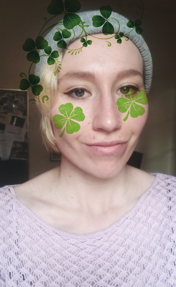 The 8 Snapchat Lenses for St. Patrick's Day to make you feel luckier.
