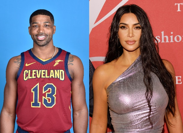 Kim Kardashian's posts for Tristan Thompson's 29th birthday are so hilarious.