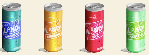 Seltzer Land's 2020 national hard seltzer tour is coming to so many cities.
