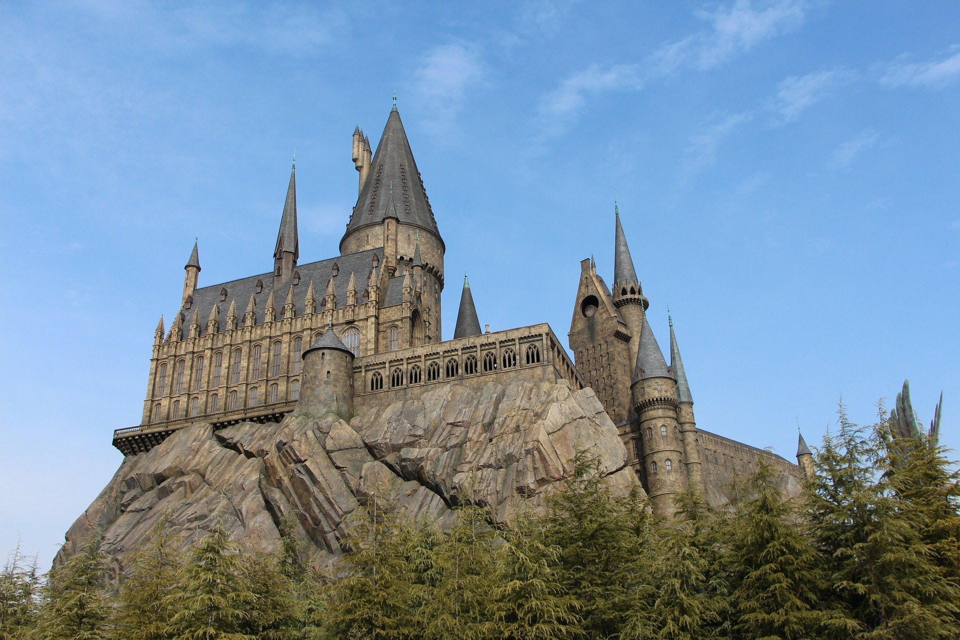 The 10 Best Harry Potter Zoom Backgrounds To Add Some Magic To