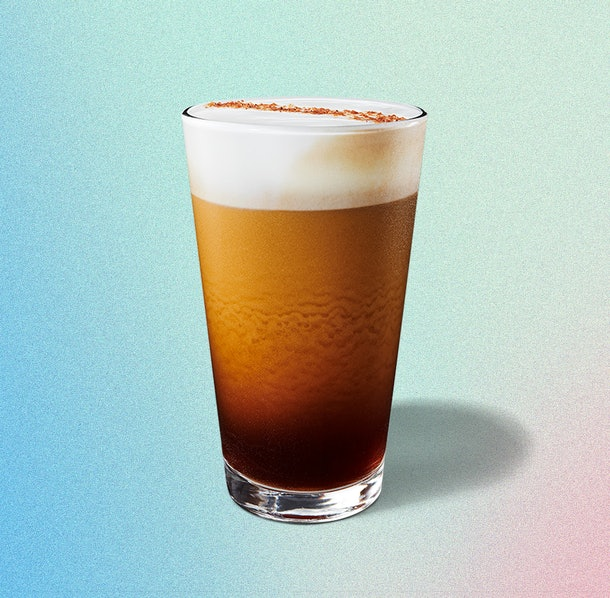 Starbucks' spring menu includes the new Nitro Cold Brew with Salted Honey Cold Foam
