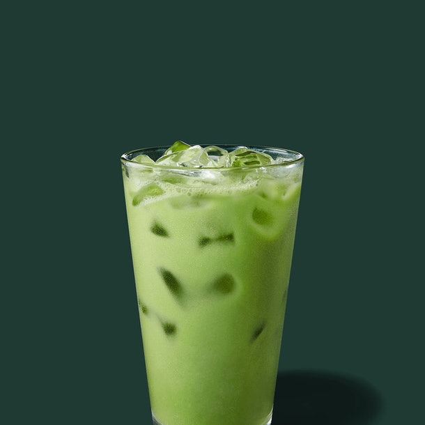 Is Starbucks' matcha powder vegan? Technically, the answer is yes.