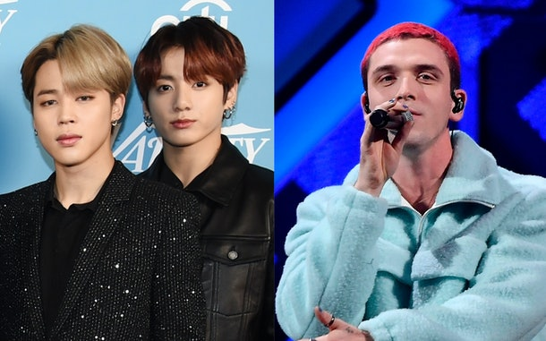 """Lauv, Jimin, & Jungkook's """"Who"""" collab is making the BTS ARMY swoon."""