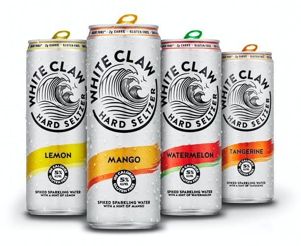 These new White Claw flavors are going to have you so hype.