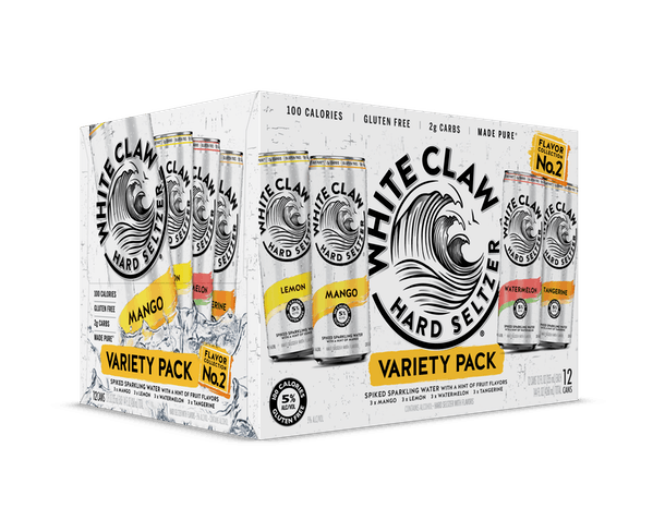These new White Claw flavors for 2020  are here, so make a grocery run ASAP.