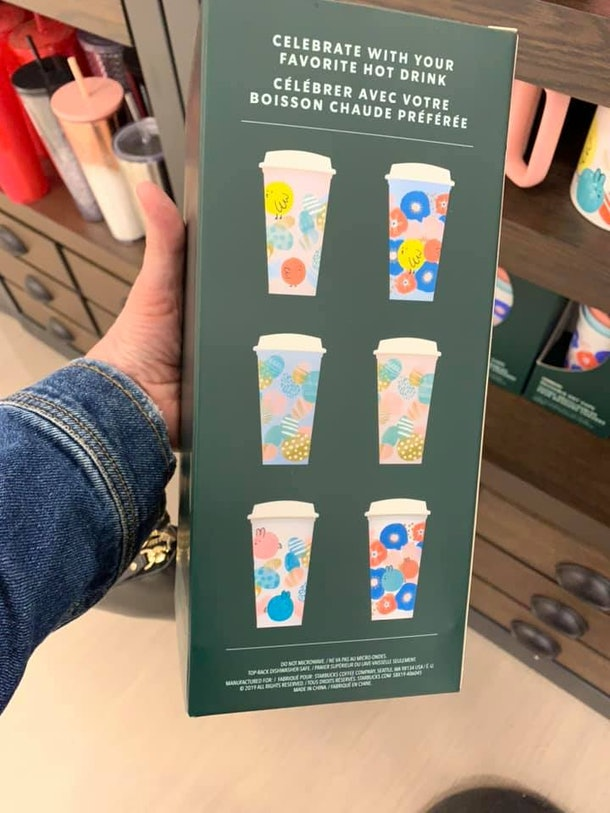 Here's where to buy Starbucks' spring 2020 cold cups and tumblers for a seasonal sip.